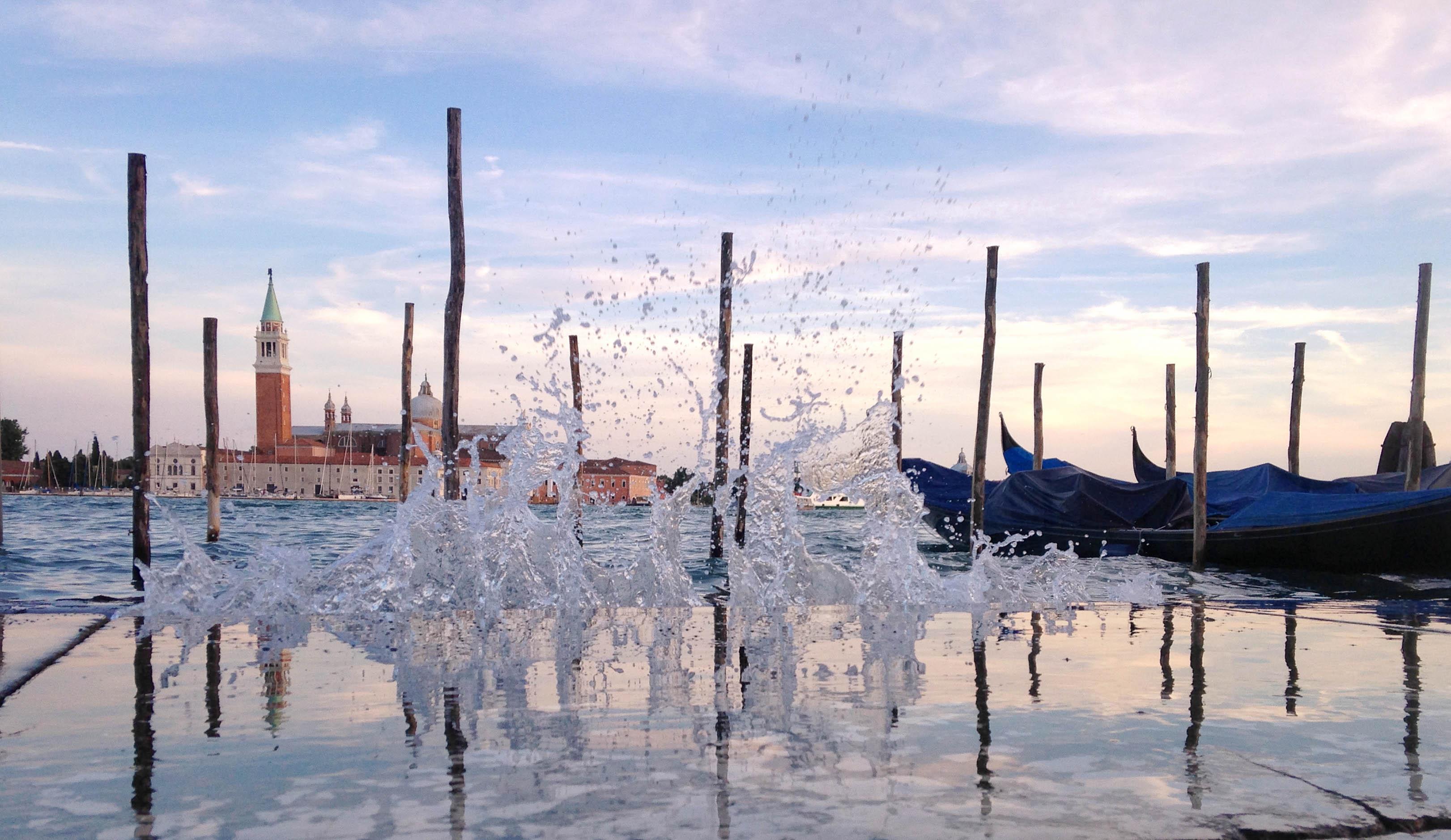 Eine neue Welle in der Welt von Stadtführern in Venedig