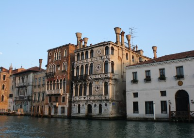 The Grand Canal, Ca' Dario