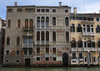 Canal Grande palazzi affrescati