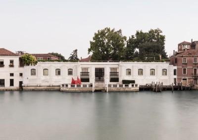 Collezione Peggy Guggenheim, facciata di Ca' Venier dei Leoni