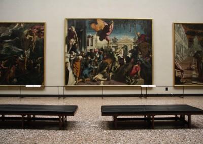 Gallerie dell'Accademia, Il Miracolo dello Schiavo di Tintoretto