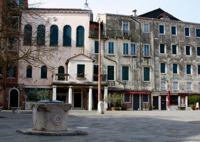 Cannaregio, Ghetto ebraico e la Scuola italiana