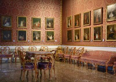 Ca' Rezzonico, sala di Pietro Longhi
