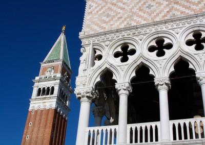 Palazzo ducale e il Campanile di san Marco