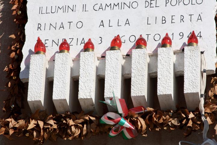 Riva dei sette martiri, Venezia