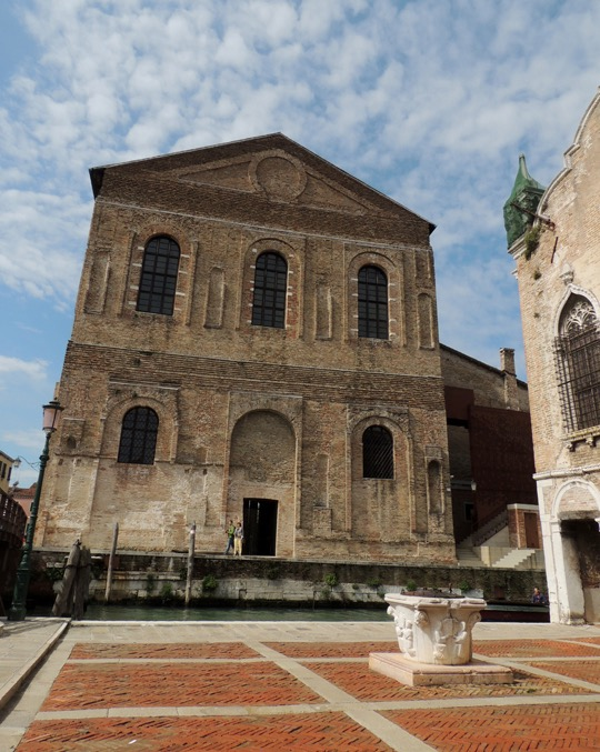 Venezia, Scuola Grande della Misericordia