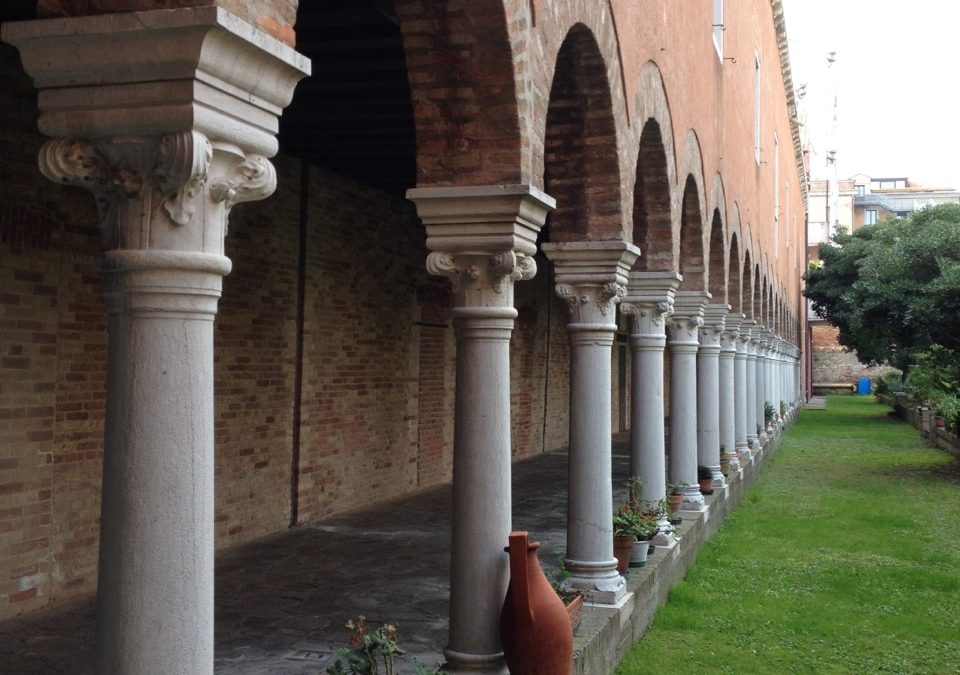 The gardens of Venice