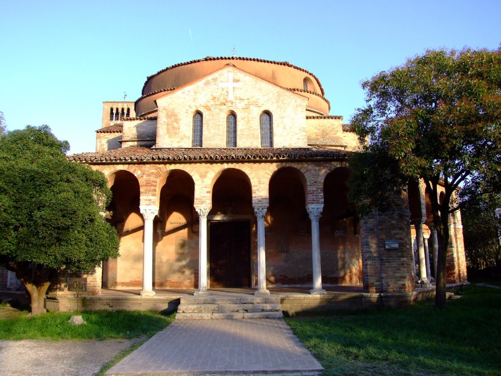 chiesa di Santa Foscoa