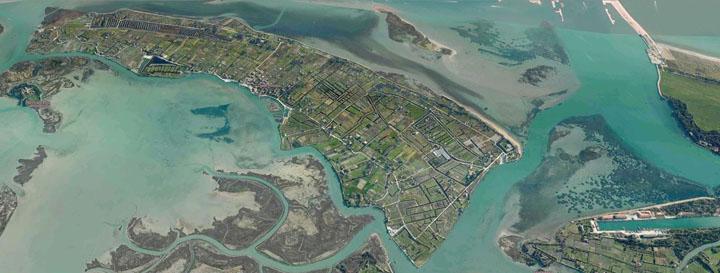 Die Insel Sant'Erasmo, Perle der venezianischen Lagune
