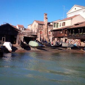 Squero di San Trovaso, Venezia, oggi
