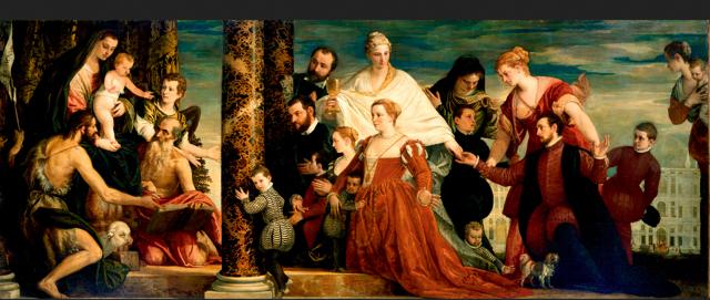 Paolo Veronese, Coccina Family