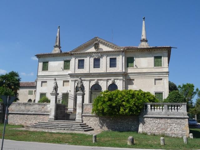 Villa Repeta at Campiglie dei Berici