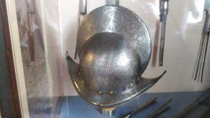 casque dans l'Armurerie du Palais des Doges