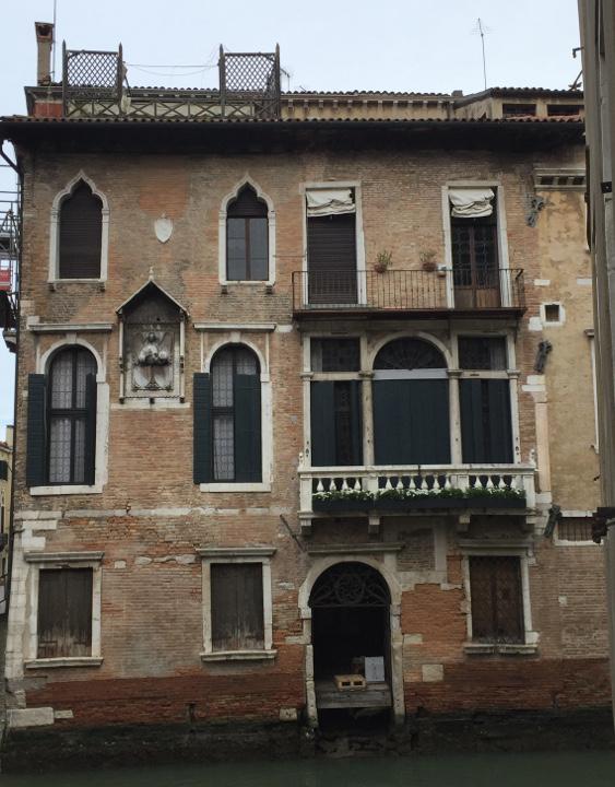 Venezia, Iscrizioni romane, Palazzo Soranzo