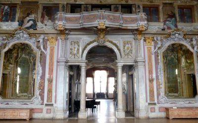 Ca' Zenobio and the Armenian Collegio in Venice