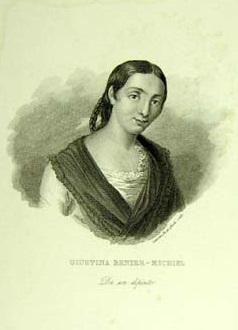 Caterina Piotti Pirola, Ritratto di Giustina Renier