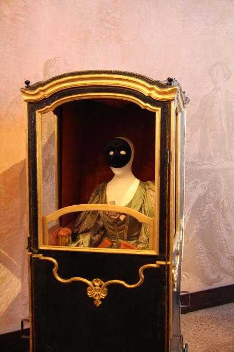 La moretta, maschera veneziana