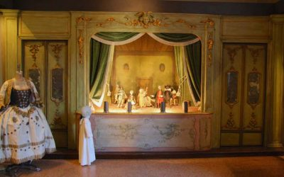 Come with me to Casa Goldoni: Theatre and… many curiosities!