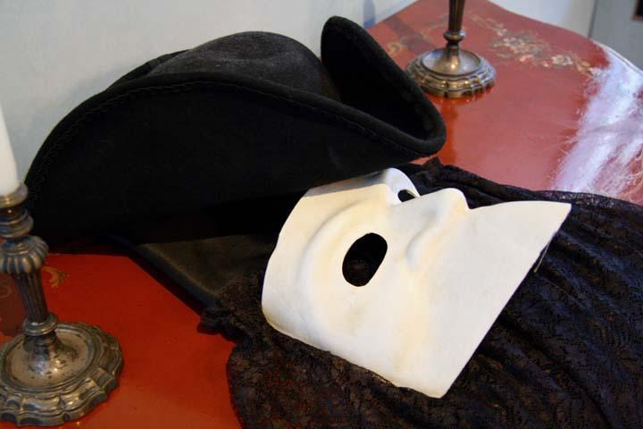 Die Bauta, venezianische Maske