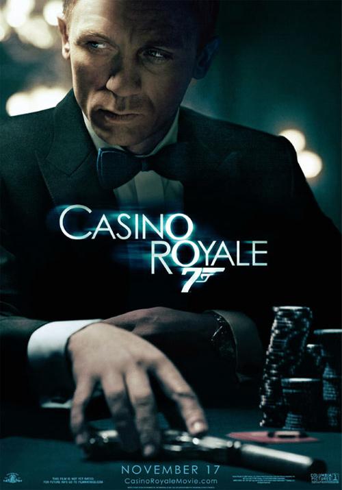 Casino Royale di Martin Campbell