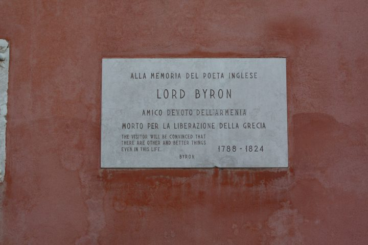 stone slab in San Lazzaro