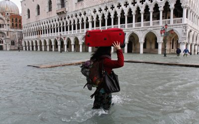 Venice is not sinking!