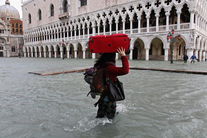 No, Venezia non sprofonda!