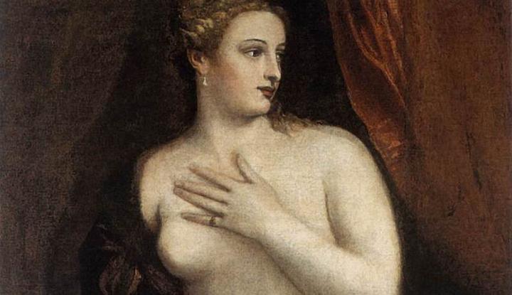Donne vanitose a Venezia