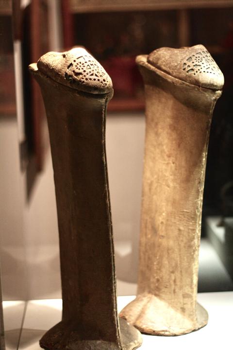 Musei civici veneziani: scarpe da donna