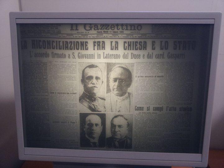 Giornale 1929, Il Gazzettino, Biblioteca Nazionale Marciana, Venezia