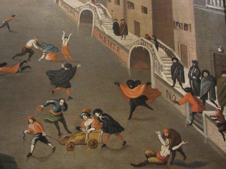 Pittore autore ignoto, Fondazione Querini Stampalia, dettaglio