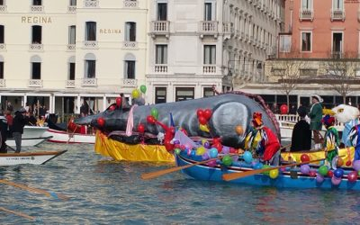 The rise of the rat: the Venice Carnival begins!