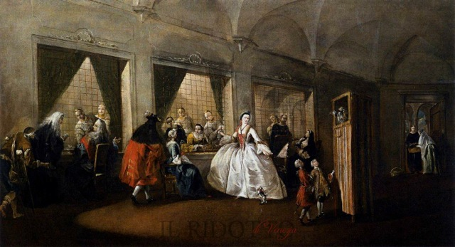La révolte des bonnes soeurs de Venise