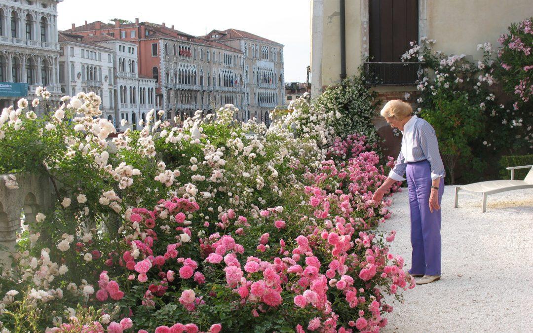 Jardin Barnabò: merci chère Anna!