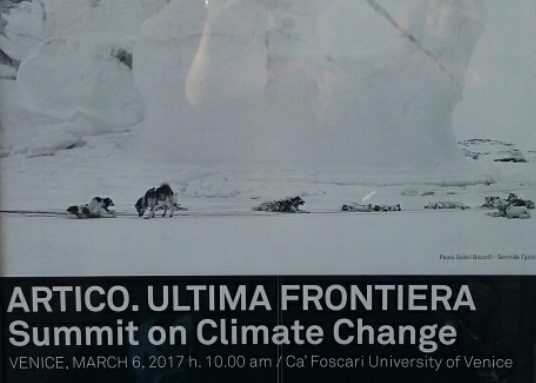 Summit in Venice at the Ca' Dolfin Palace