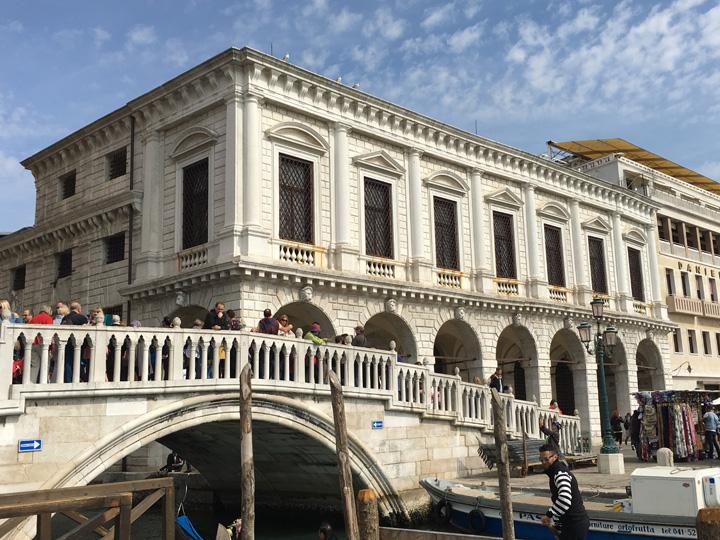 Venezia, Il Palazzo delle Prigioni