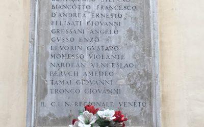 Storie di una città Resistente: Venezia