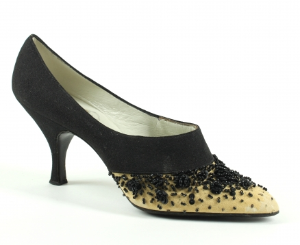 shoe designed by Christian Dior