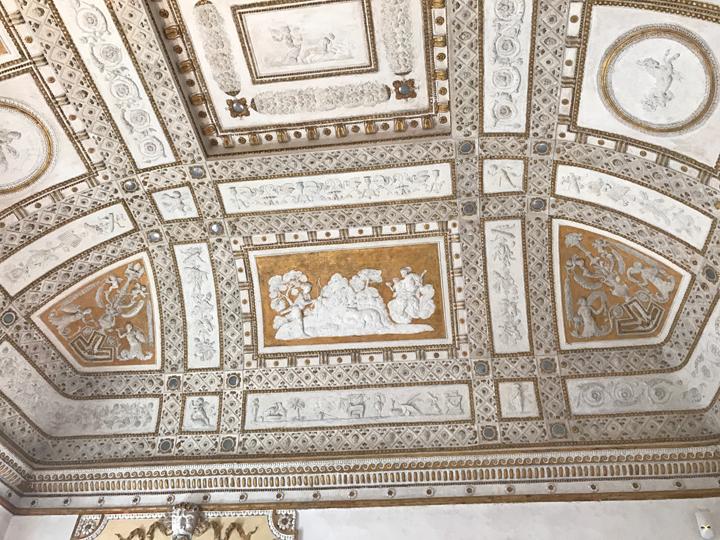 Giovanni da Udine, Jove and Callisto, Grimani Palace, Venice