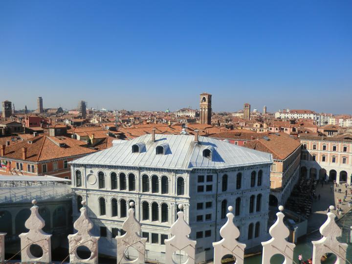 Venezia, Rialto e palazzo dei Camerlenghi