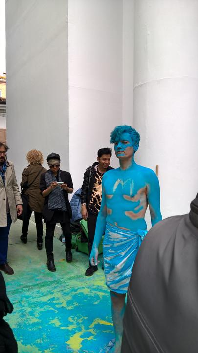 Curiosando alla vernice della Biennale