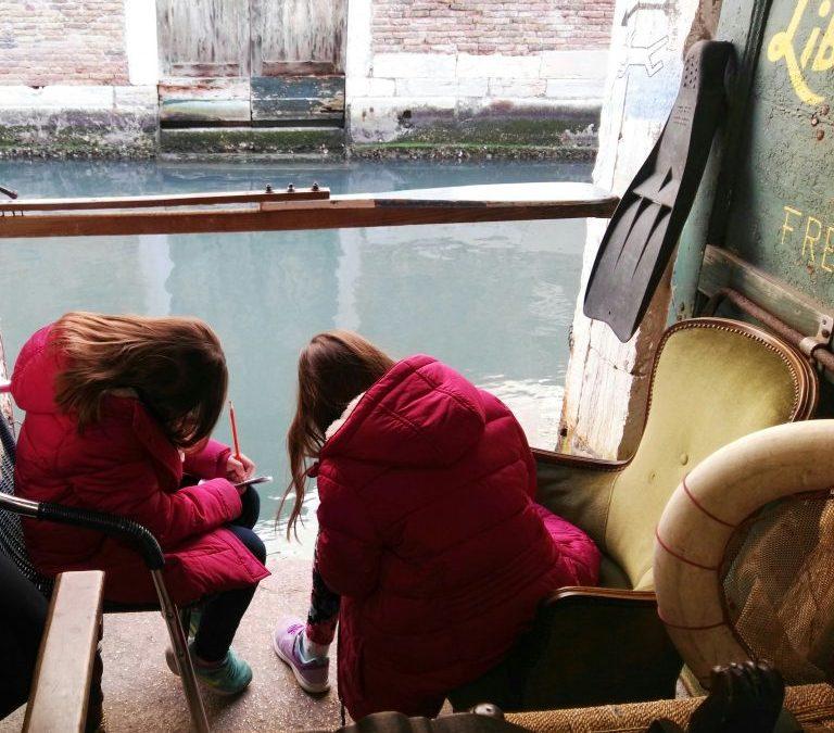Pourquoi venir à Venise en famille?