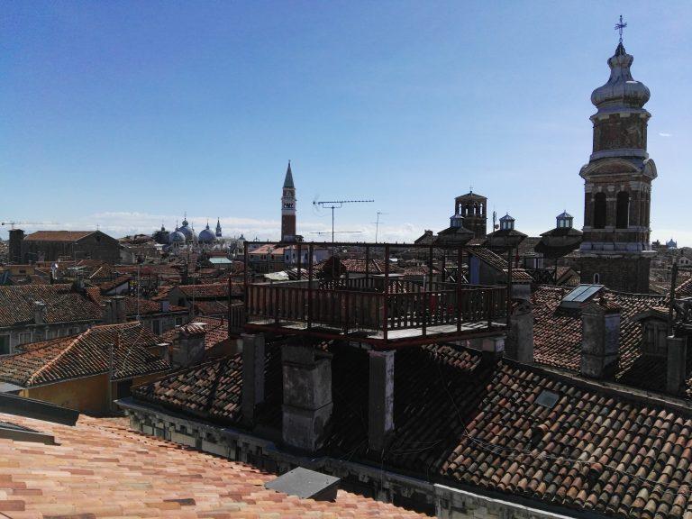I tetti di Venezia