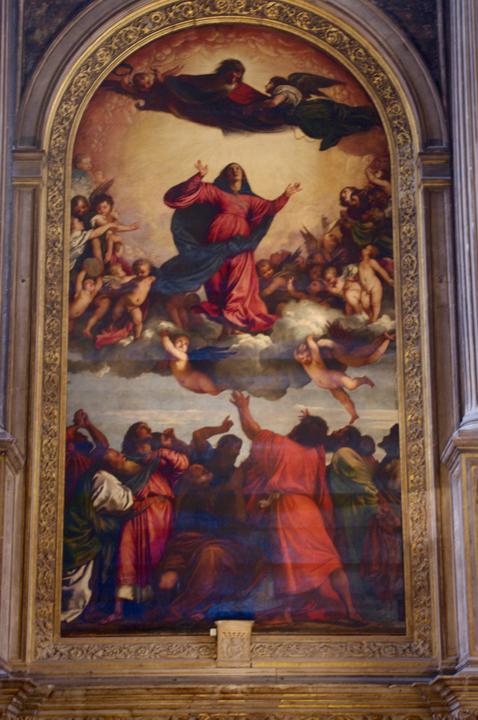 Assunta di Tiziano