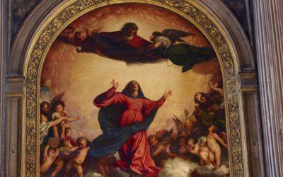 """L'""""Assunta"""" di Tiziano ai Frari: un manifesto rivoluzionario"""