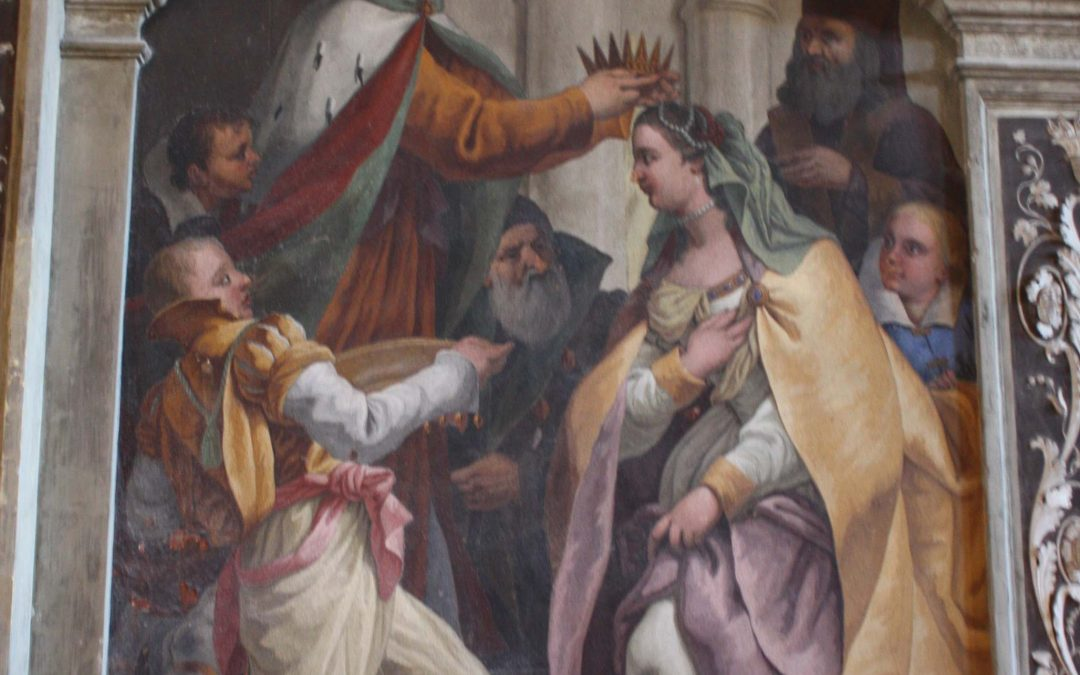 A great Venetian Woman: Caterina Corner