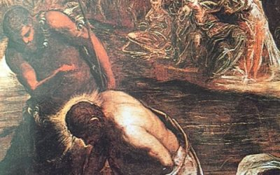 La peinture, medium du sacré
