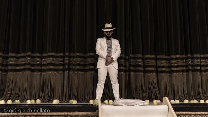 Mattia Berto al Teatro Goldoni, Venezia