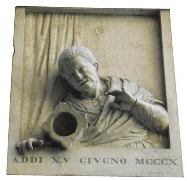 La vecia del morter, Mercerie, Venezia