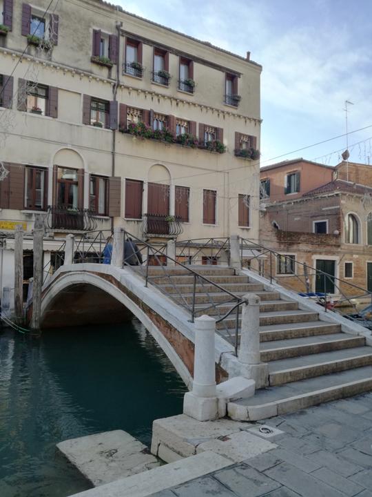 Venezia, Ponte dei Pugni